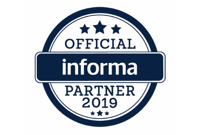 Official Informa Partner 2019