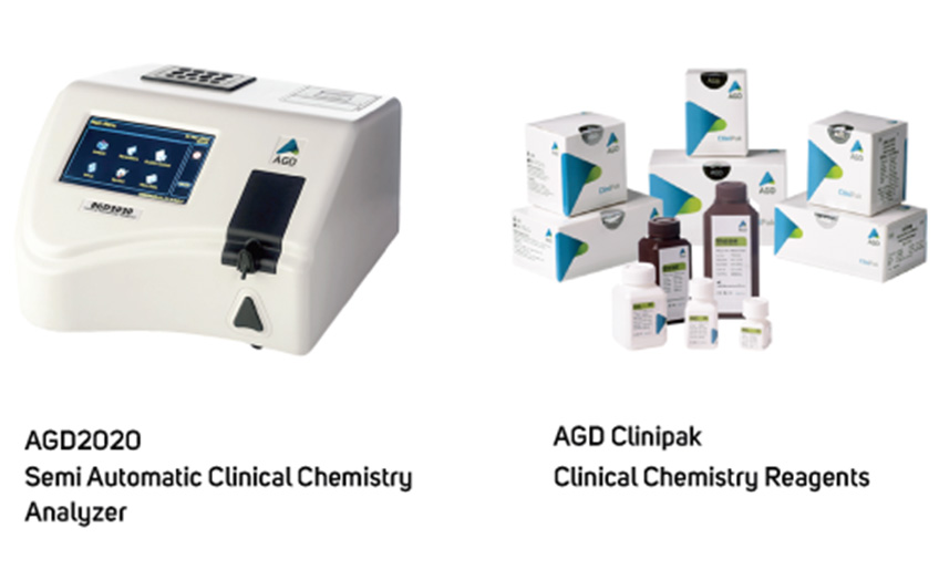Medical laboratory devices and equipment at Medlab Middle East