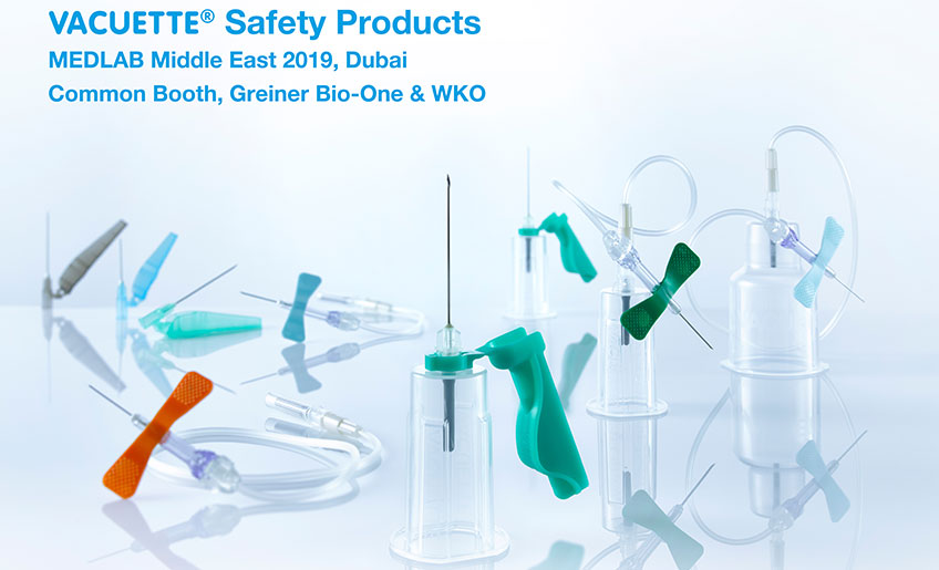 VACUETTE® Safety Products
